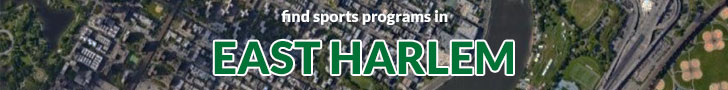 sports programs in east harlem